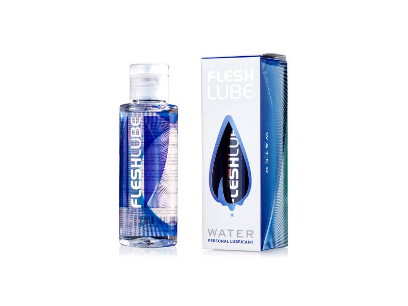 LUBRICANTE BASE AGUA FLESHLUBE 30 ML