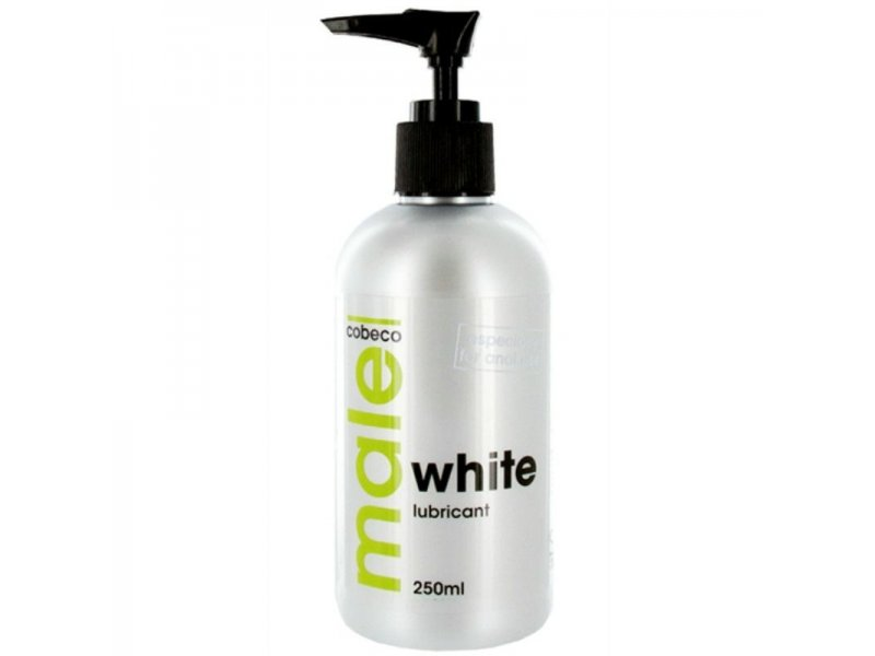 MALE LUBRICANTE BLANCO  250 ML