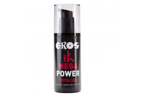 EROS MEGA POWER TOYGLIDE LUBRICANTE SILICONA SEXTOYS 125ML