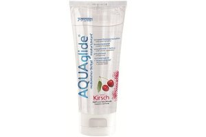 AQUAGLIDE LUBRICANTE SABOR CEREZA 100 ML.