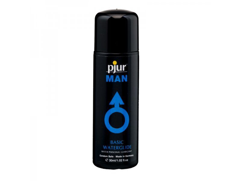 PJUR MAN BASIC LUBRICANTE BASE AGUA 30 ML
