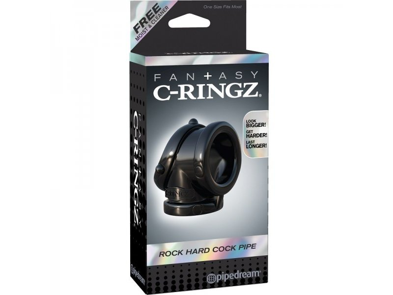 FANTASY C-RINGZ ROCK HARD PIPE