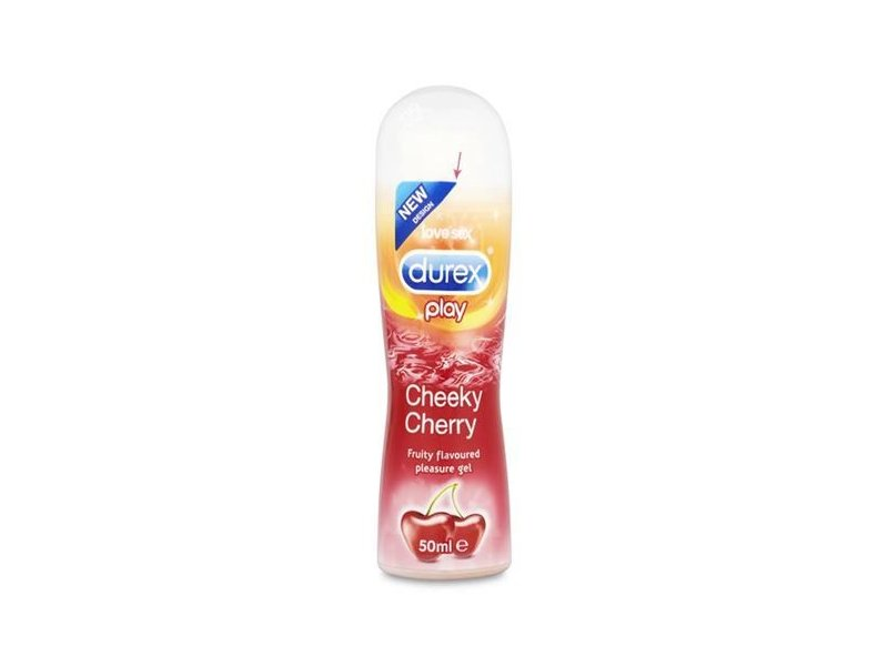 LUBRICANTE DUREX PLAY CEREZA 50ML