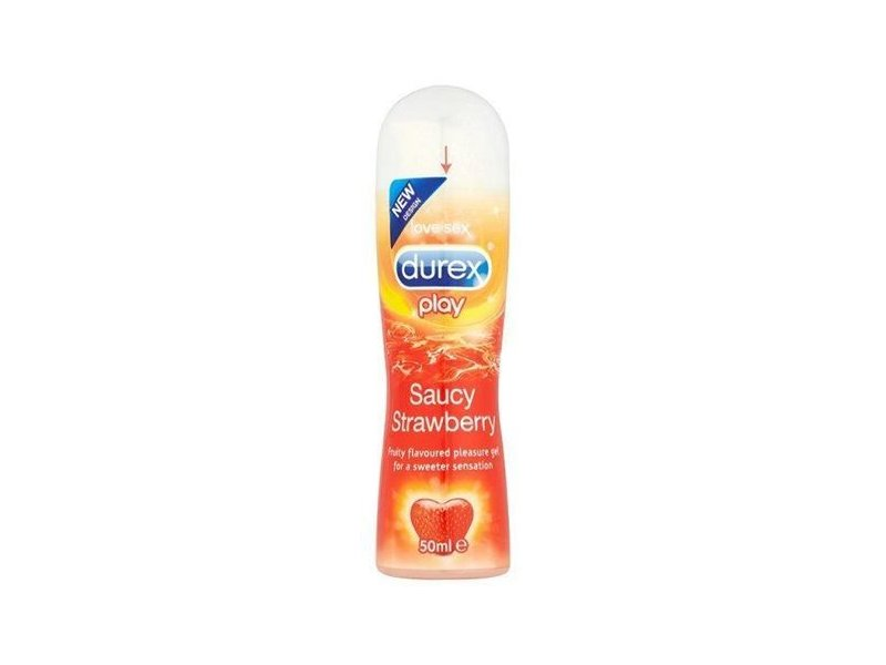 LUBRICANTE DUREX PLAY FRESA 50ML