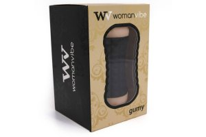 WOMANVIBE MASTURBADOR DOBLE GUMY21225