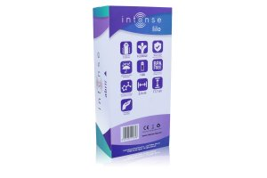INTENSE LILO 20 SPEEDS SILICONE LILA21546