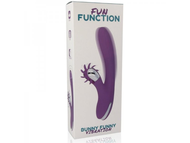 FUN FUNCTION BUNNY FUNNY VIBRATION21794