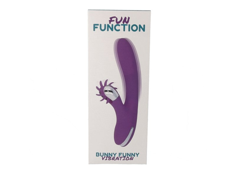FUN FUNCTION BUNNY FUNNY VIBRATION21798