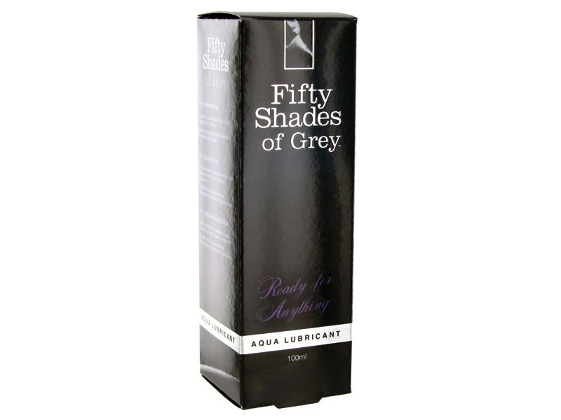 FIFTY SHADES OF GREY LUBRICANTE BASE AGUA 100ML22592