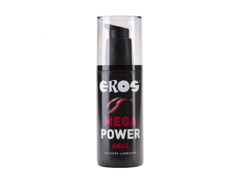 EROS MEGA POWER ANAL LUBRICANTE SILICONA 125ML22635