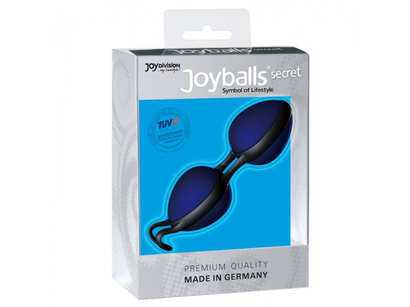 JOYBALLS SECRET BOLAS CHINAS NEGRAS Y LILA23381
