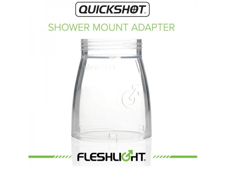 FLESHLIGHT ADAPTADOR DUCHA QUICKSHOT