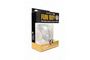 PERFECT FIT BUCK FUN BOY TRANSPARENTE 11.4CM27724
