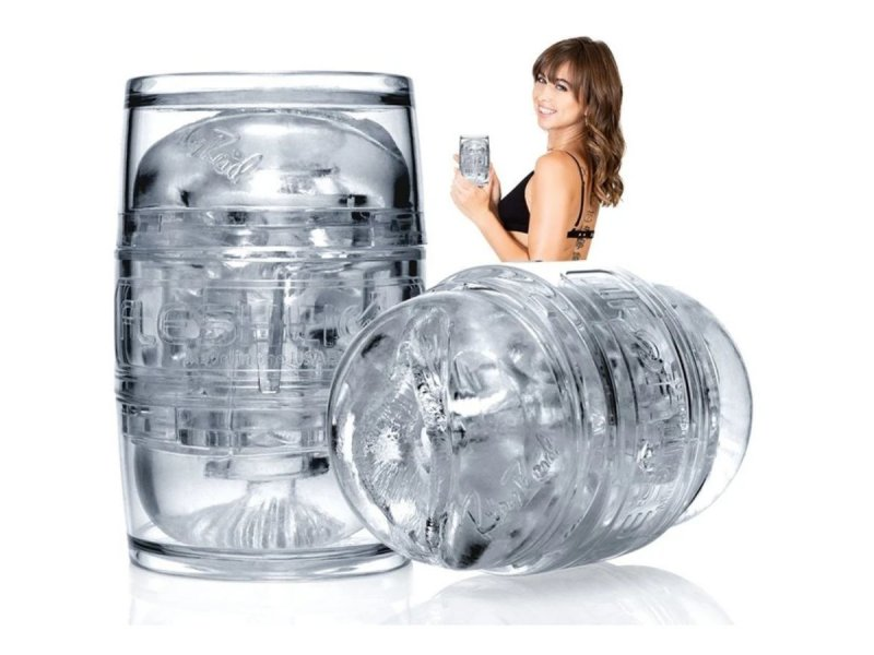 FLESHLIGHT QUICKSHOT RILEY RED VAGINA Y ANO