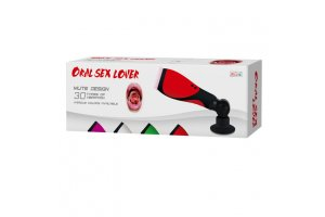 ORAL SEX LOVER 30V C/ ADAPTADOR5906
