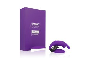 THE COUBLES RABBIT  BY WE VIBE  LILA CONTROL REMOTO8195
