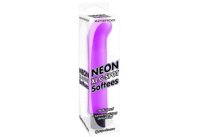 NEON XL G SPOT SOFTEES LILA8465